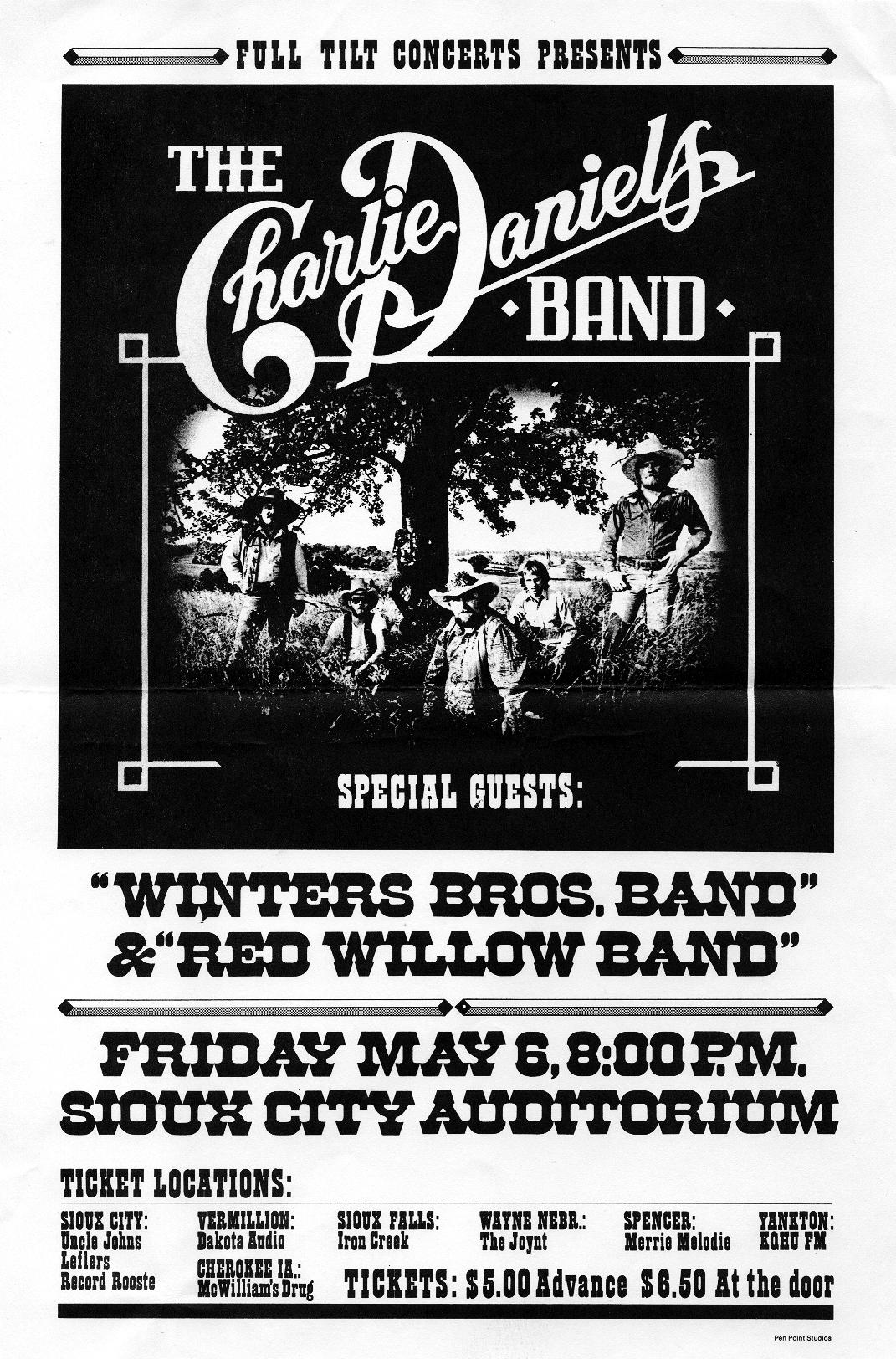 white willow band
